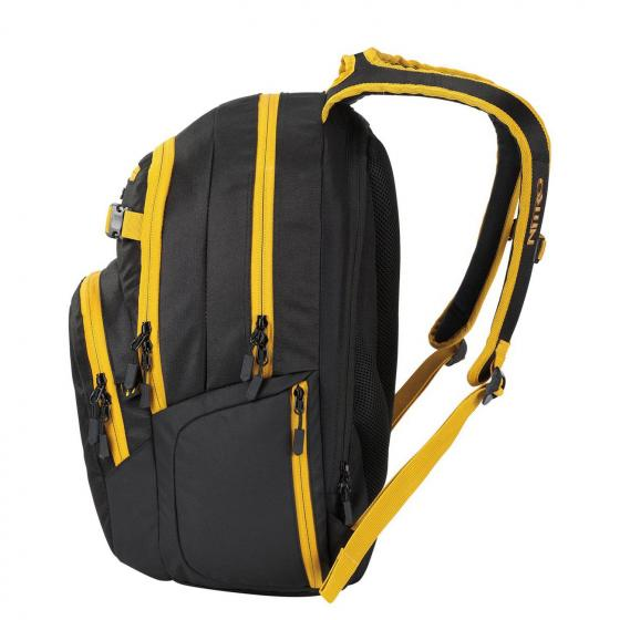 "Chase Laptop-Rucksack 51 cm 17"" golden black"