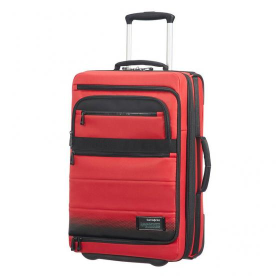 Cityvibe 2.0 2-Rollen BusinessKabinentrolley S 55/20 cm lava red