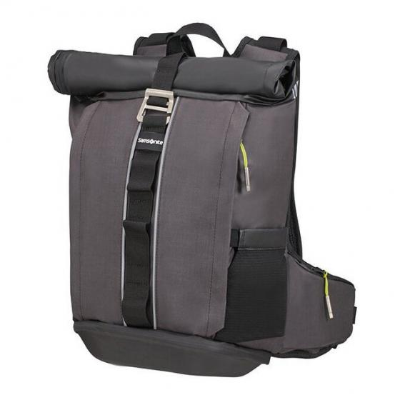 "2WM Laptop Backpack R-Top 15.6"" 64.5 cm black"
