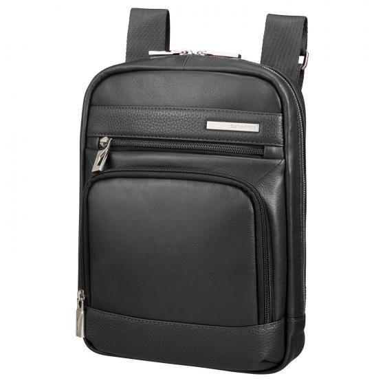 """Hip-Sunstone Crossover Bag 10.5"""" 28.5 cm L black"""