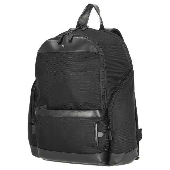 Nightflight Rucksack mit Laptopfach und RFID 42 cm black