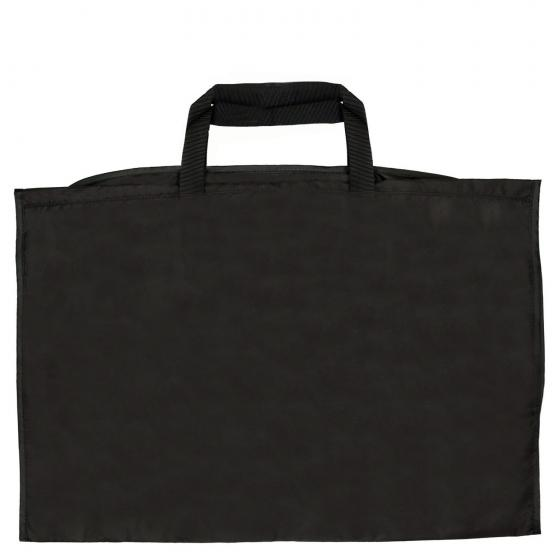 Packing Kleidersack black