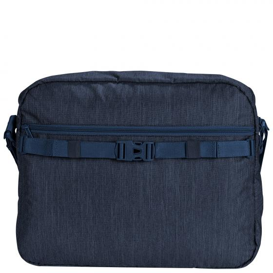 Recycled torPET II Schultertasche 43 cm eclipse