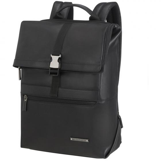 Asterism LTH Laptop-Rucksack15.6 Flap Slim 40 cm black