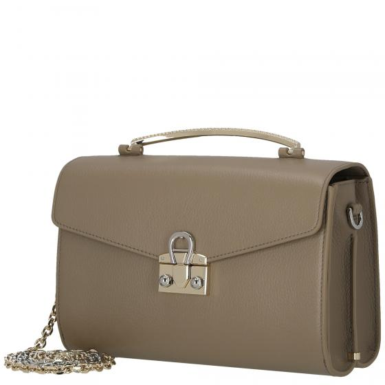 Mina Mini-Tasche 24 cm S feather grey