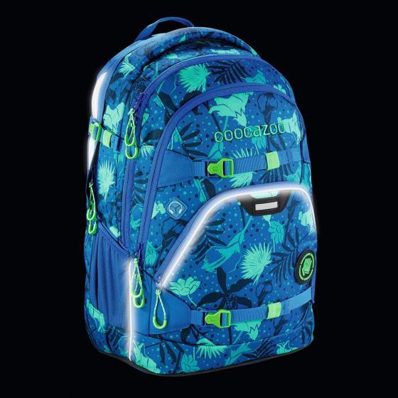 ScaleRale Schulrucksack 45 cm Tropical Blue