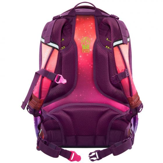 """Scale Rale Schulrucksack """"OceanEmotion"""" Limited Edition 45 cm Galaxy Pink"""