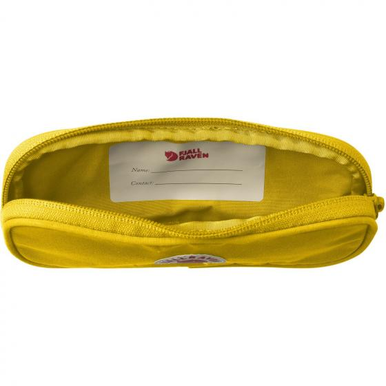 Kanken Pen Case 19 cm warm yellow