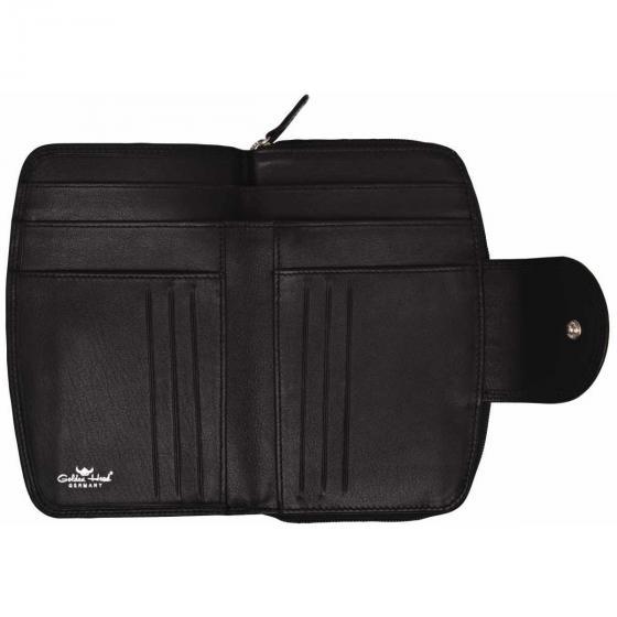 Polo RV-Damenbörse 14,5 cm schwarz