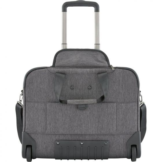 Power Pack 2-Rollen Businesstrolley 48 cm mixed grey