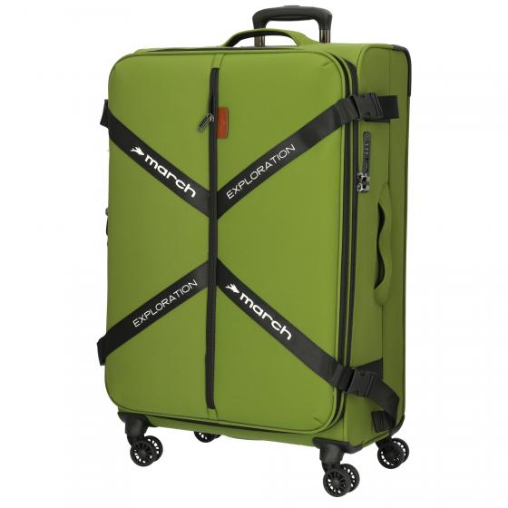 Exploration 4-Rollen-Trolley 75 cm olive