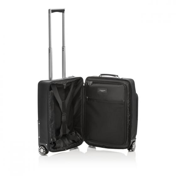 Roadster 3.0 550 4-Rollen-Kabinentrolley 55 cm black