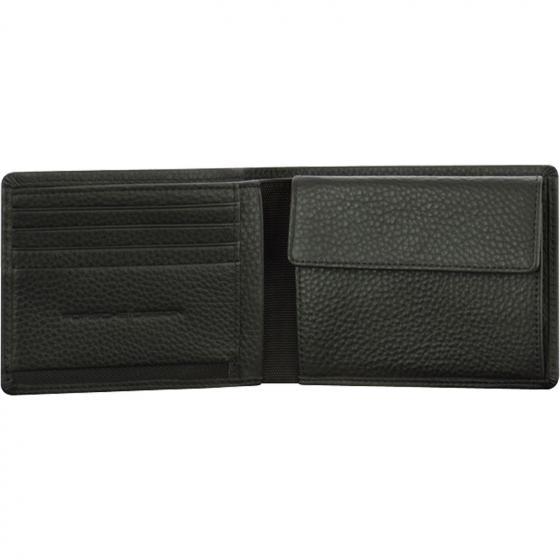 Cervo 2.1 BillFold H4 Geldbörse black