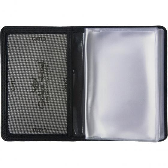 Polo Kreditkartenbörse 9,5 cm schwarz
