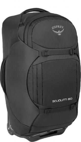 Sojourn 80 2-Rollen Rucksacktrolley 71 cm flash black