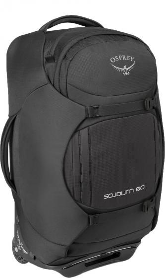 Sojourn 60 2-Rollen Rucksacktrolley 64 cm flash black