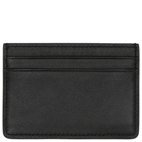 Majestic S Kreditkartenbörse Leder 9.5 cm black
