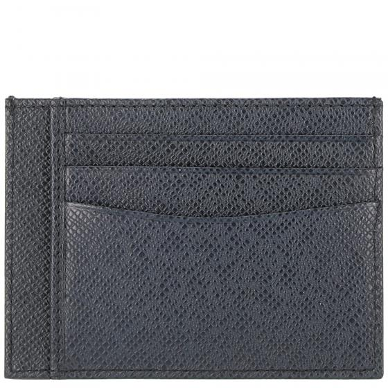 Signature S Kreditkartenbörse 10 cm dark blue