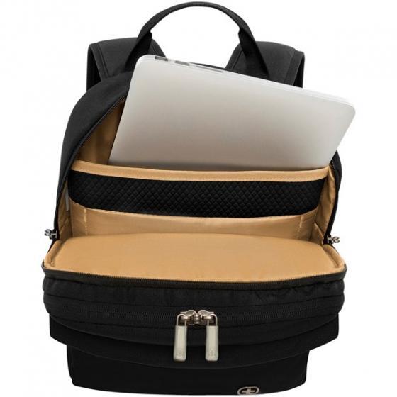 "605076 CityMove Businessrucksack 14"" 12 L 39 cm black"