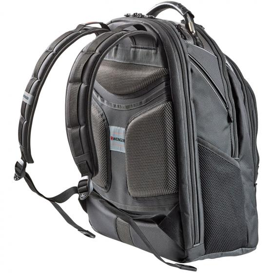 "Ibex Laptop-Rucksack 17"" ""125th Special Edition"" 48 cm grey"