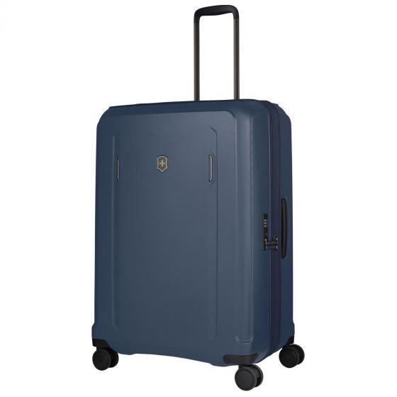 Werks Traveler 6.0 Large Hardside 4-Rollen-Trolley 74 cm blue