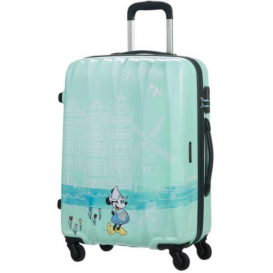 Disney Alfatwist 2.0 4-Rollen-Trolley M 65/24 Take Me Away Minnie Amsterdam