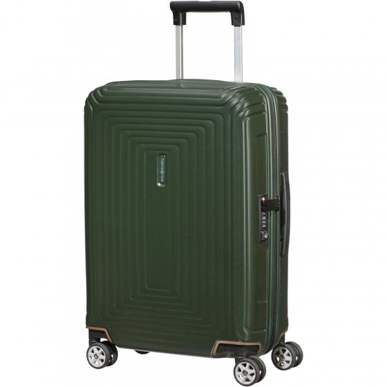 Neopulse 4-Rollen-Kabinentrolley S 55 cm metallic mint