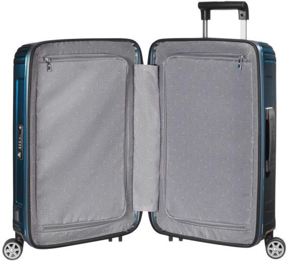 Neopulse 4-Rollen-Trolley 69 cm metallic blue