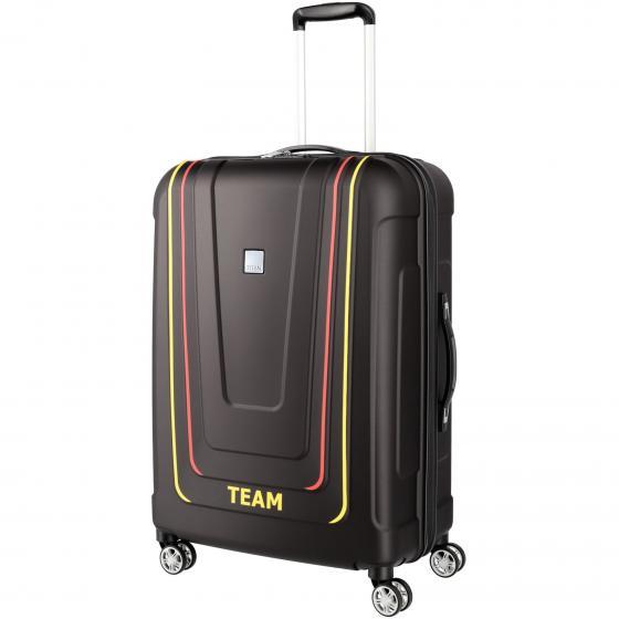 X-Ray ltd. TEAM Edition 4-Rollen-Trolley 72 cm M+ frosted black