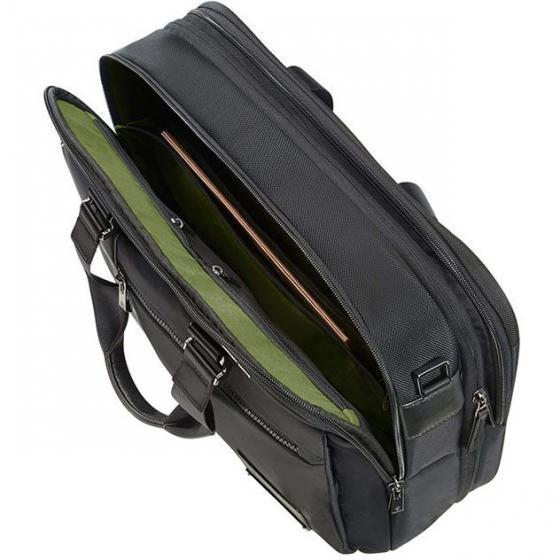 "Openroad Laptoptasche 15.6"" erw. jet black"