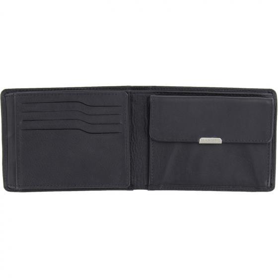 Golf Edition Börse Querformat 8 CS 12 cm black