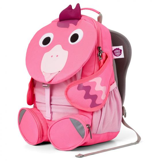"""Große Freunde"" Kinderrucksack für 3-5 Jährige im Kindergarten Flamingo"