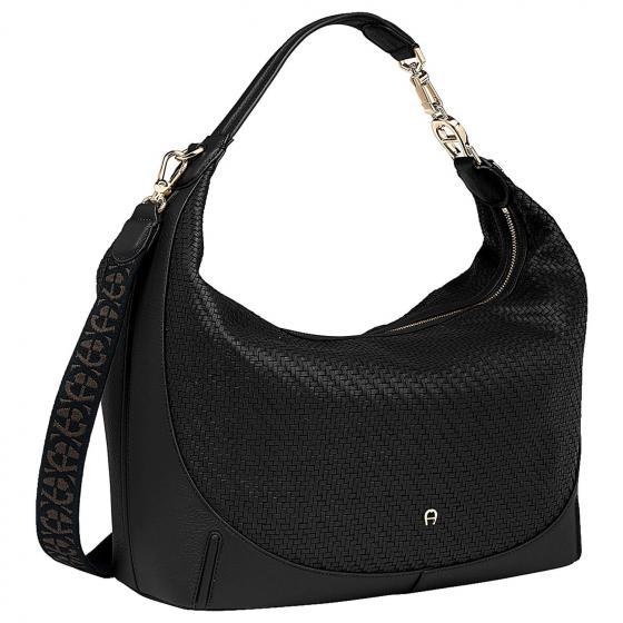 Palermo Fashion Coordinates Beuteltasche 42 cm L  black