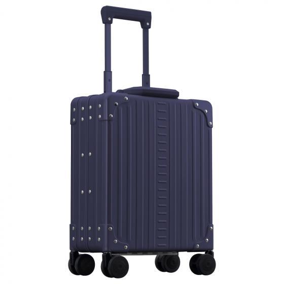 """Aluminium 2-Rollen-Businesstrolley Vertikal 13"""" 41.7 cm sapphire"""