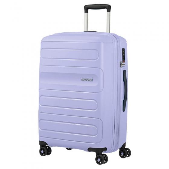 Sunside 4-Rollen-Trolley M 68 cm pastel blue