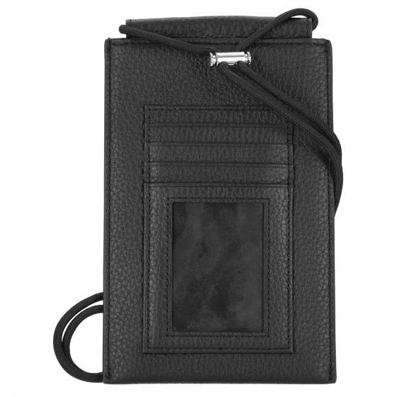 Crosstown Phone 4 CC Pouch Tasche 17.5 cm black