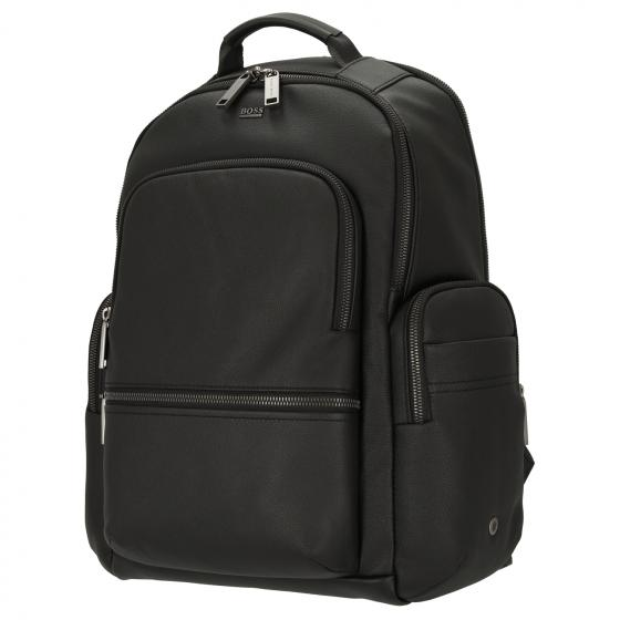 First Class L Laptop-Rucksack 40 cm black
