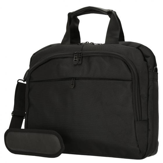 "Basic Line Laptoptasche 15"" 42 cm black"