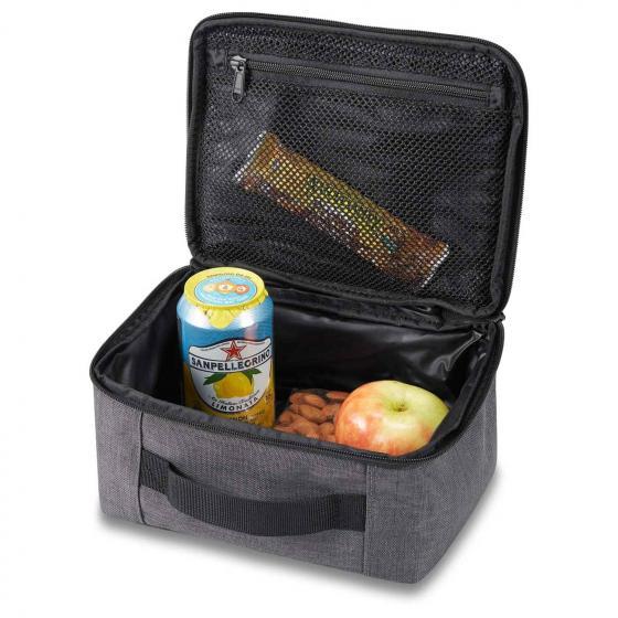 Lunch Box 5L Brotzeit Box 25 cm carbon