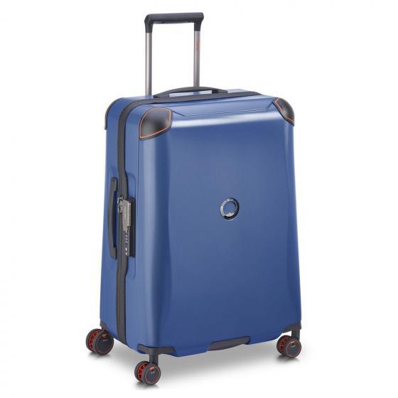 Cactus 4-Rollen-Trolley 66 cm blau