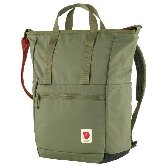 "High Coast Totepack mit Laptopfach 15"" 40 cm green"