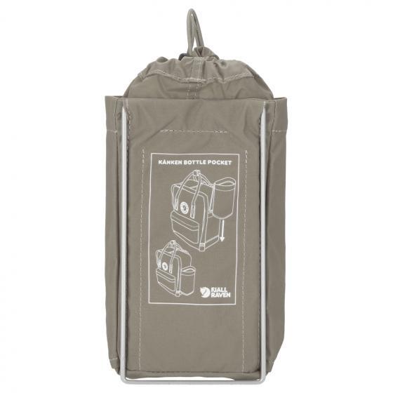 Kanken Bottle Pocket 20 cm fog
