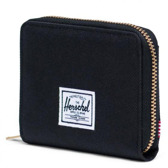Tyler RFID Geldbörse 11 cm black tan