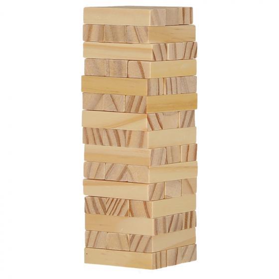 Wackelturm High-rise  Holz