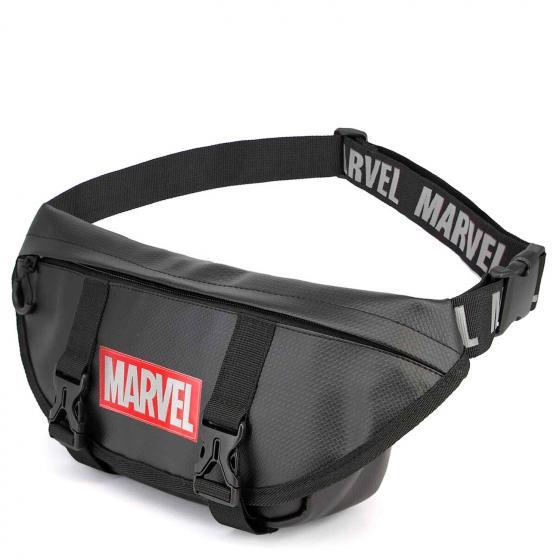Marvel Gürteltasche 33 cm black