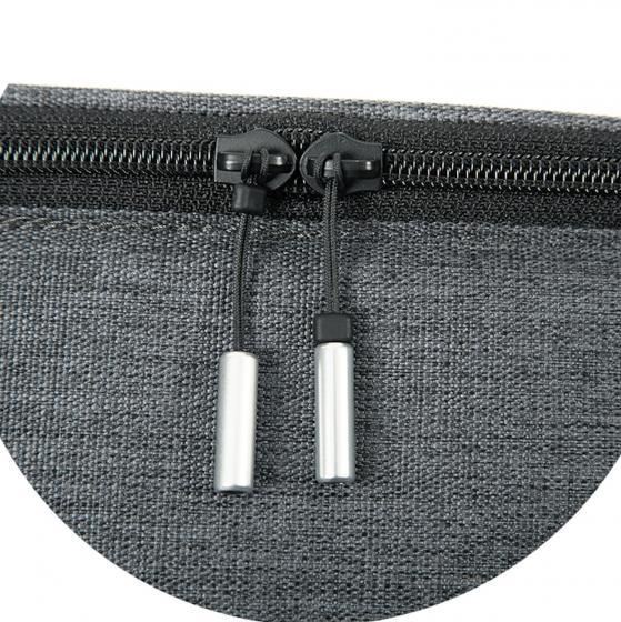 Glenbury City Fahrradtasche inkl. KLICKfix Vario E Haken 38 cm tweed grey
