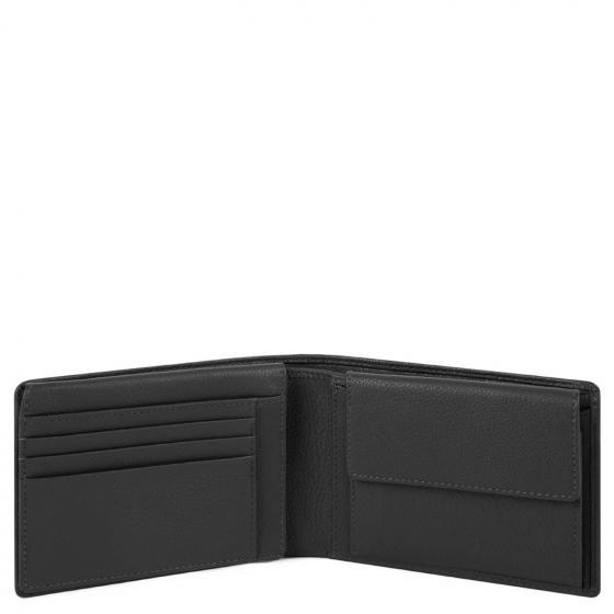 Akron Geldbörse 13 cm black