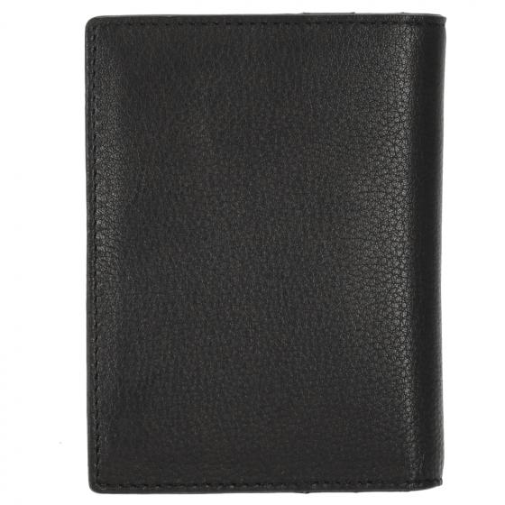 Business Billfold 6 US Geldbörse RFID 11.5 cm black