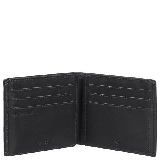Attack 2 SLG Kreditkartenetui mit RFID 8.5 x 11 cm black