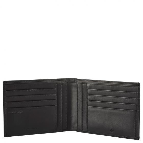 Attack 2 SLG Kreditkartenbörse mit RFID 9.7 x 13 cm black